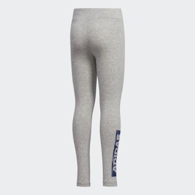 Legging Style Comfort Cinza Kids Training