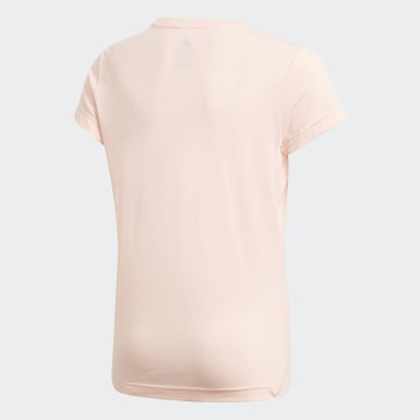 Girls Studio Pink UP2MV AEROREADY T-shirt