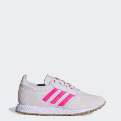 Tenis Forest Grove Rosa Mujer Originals