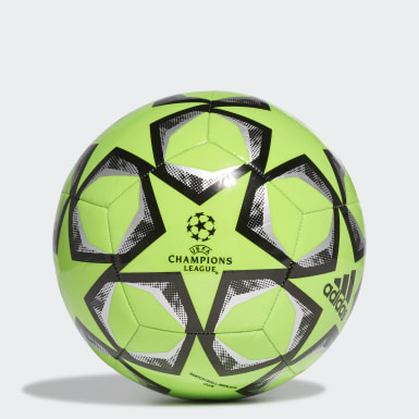 Men Football Green UCL Finale 20 Club Ball