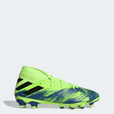 Chaussure Nemeziz 19.3 Multi-surfaces Blanc Football