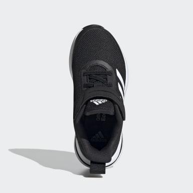 เด็ก วิ่ง สีดำ รองเท้าวิ่ง FortaRun 2020
