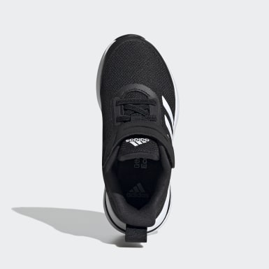 Chaussure de running FortaRun 2020 noir Enfants Course