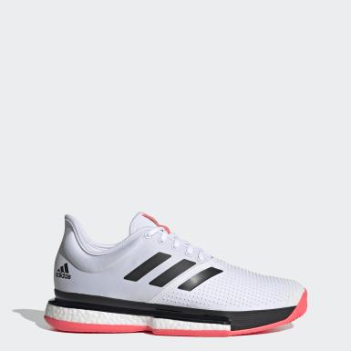 Tennis Hvid SoleCourt sko