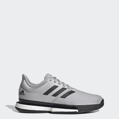 Sapatos SoleCourt Parley Cinzento Ténis