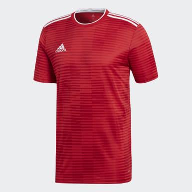 Camiseta Condivo 18 Rojo Hombre Fútbol