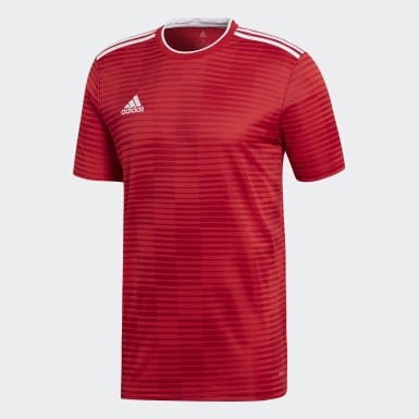 Männer Fußball Condivo 18 Trikot Rot