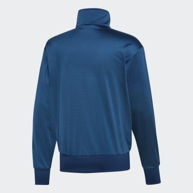 Chamarra Firebird Azul Hombre Originals