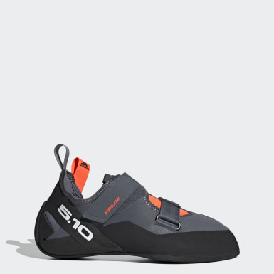 Five Ten Grey Five Ten Kirigami Climbing Shoes