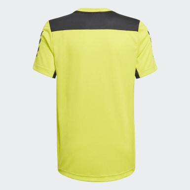 Jungen Training XFG AEROREADY Primeblue T-Shirt Gelb