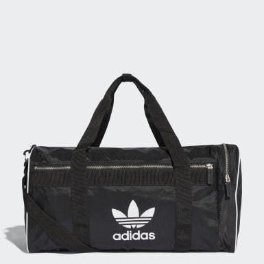Bolsos y mochilas Lifestyle Negro + Naranjo | adidas Chile