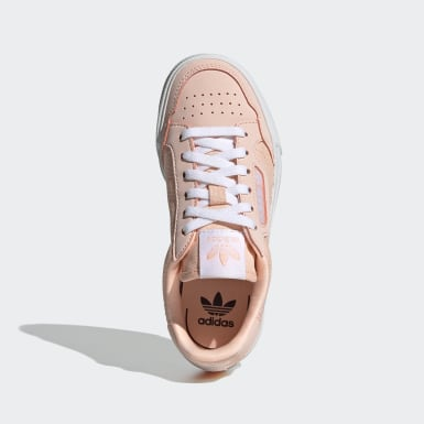 Chaussure Continental Vulc Rose Enfants Originals