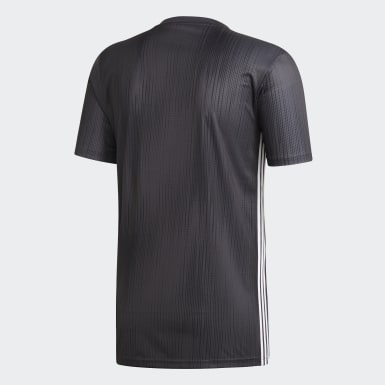Men's Soccer Grey Tiro 19 Jersey