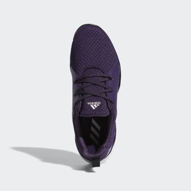 Women Golf Purple Climacool Cage Shoes