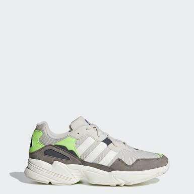 Sapatos Yung-96 Bege Homem Originals