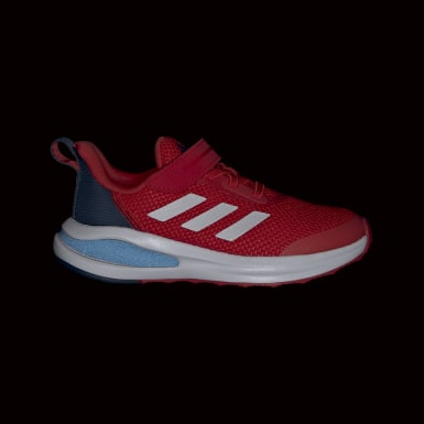 Children Running Red FortaRun Shoes