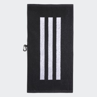 Golf Black Golf Towel