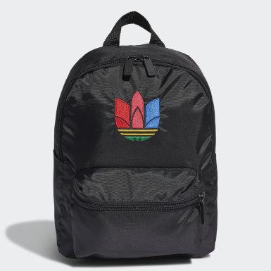 черный Рюкзак Adicolor Classic Small