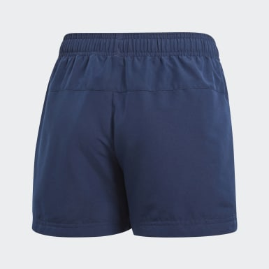 Boys Athletics Blue Essentials Base Chelsea Shorts