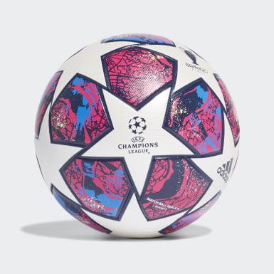 Bola UCL Finale Istanbul Society+ (UNISEX) Branco Futebol