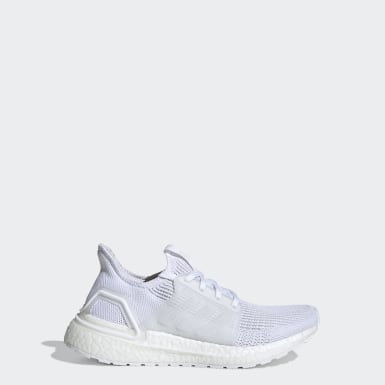 Zapatillas Ultraboost 19 Blanco Niño Running