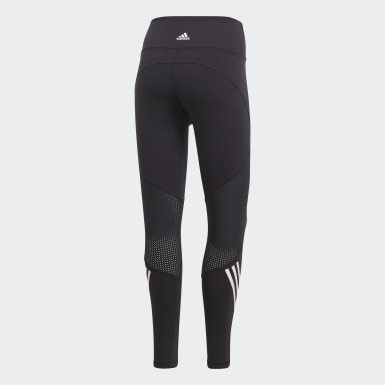 Women's Running Black Believe This High-Rise 7/8 Tights