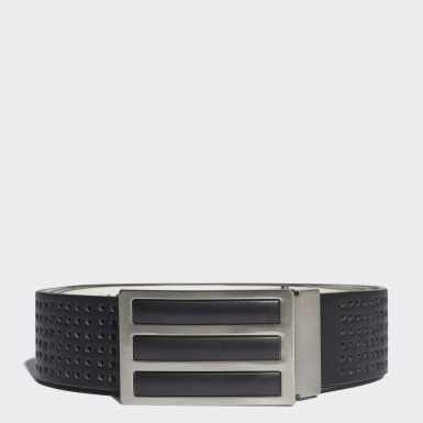 3-Stripes Perforated Reversible Belt