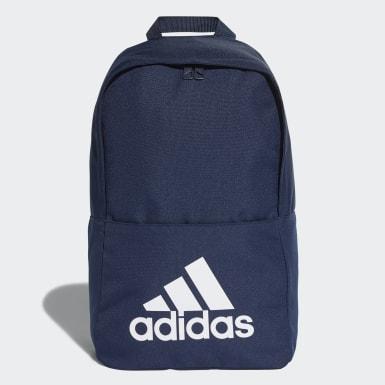 Træning Blå Classic rygsæk