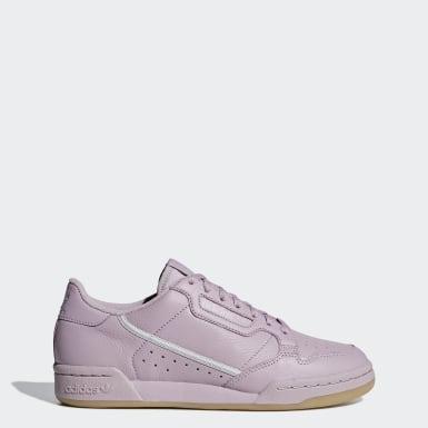 Kvinder Originals Pink Continental 80 sko