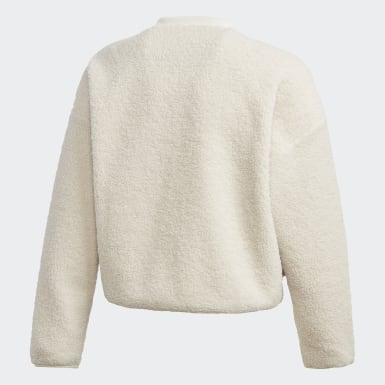 бежевый Теплая куртка BOA