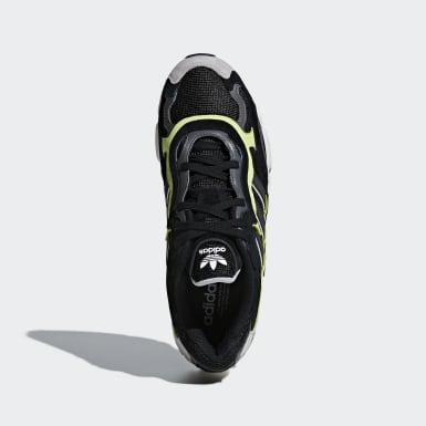 Originals Μαύρο Temper Run Shoes