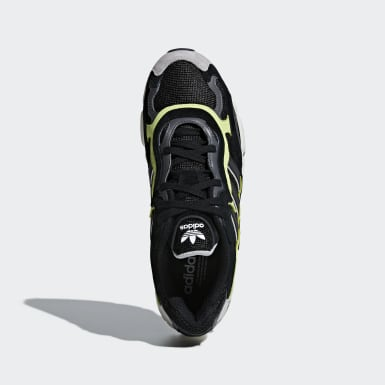 Zapatilla Temper Run Negro Originals