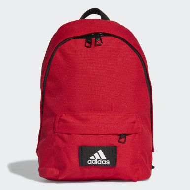 Women Training Red Classic Backpack