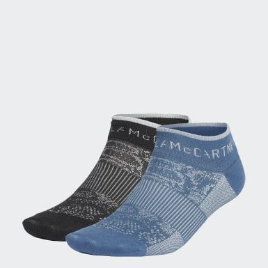 Ženy adidas by Stella McCartney čierna Ponožky Ankle