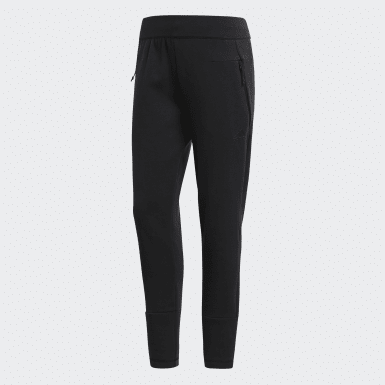 Women Athletics Black adidas Z.N.E. Slim Pants