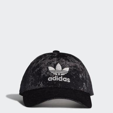 Gorra de Béisbol Trifolio Negro Originals