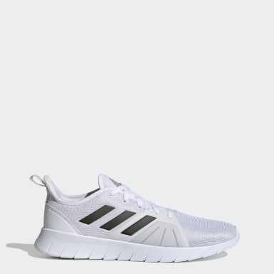 Men Running White ASWEEMOVE Shoes