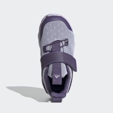 Sapatos RapidaFlex Roxo Criança Running