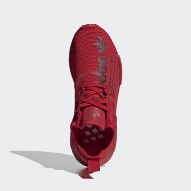 Originals Red NMD_R1 Shoes
