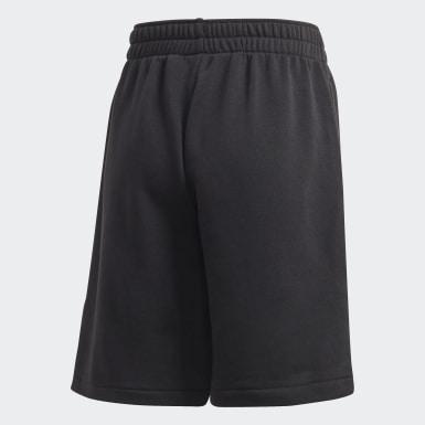 Shorts Pokémon Negro Niño Sport Inspired