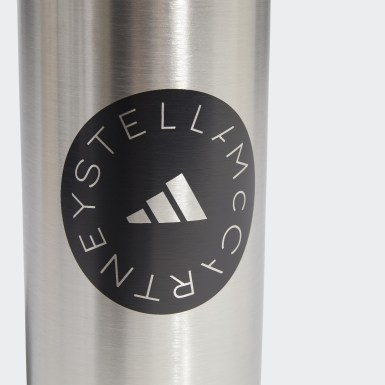 Women adidas by Stella McCartney Silver adidas by Stella McCartney Water Bottle