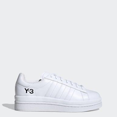 Y-3 bílá Obuv Y-3 Hicho