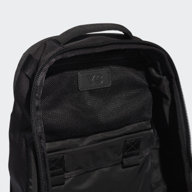 Y-3 Black Y-3 Backpack