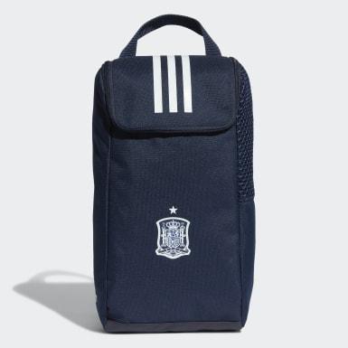 Saco para Botas de Espanha Azul Futebol