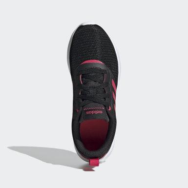 Sapatos QT Racer 2.0 Preto Criança Running