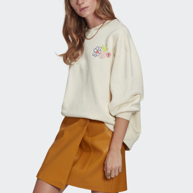 Nữ Originals Áo sweatshirt Essentials Adicolor