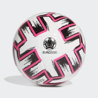 Fodbold Hvid Uniforia Club bold