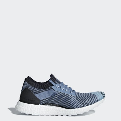 Women's Running Blue Ultraboost X Parley Shoes