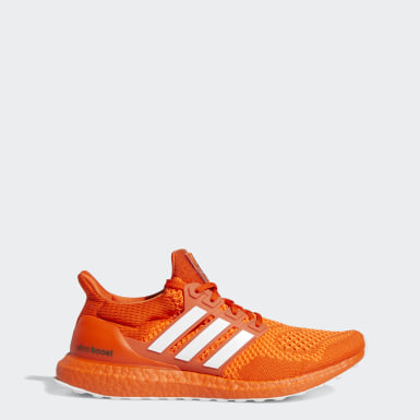 Running Orange ULTRABOOST NCAA 1.0 SHOES