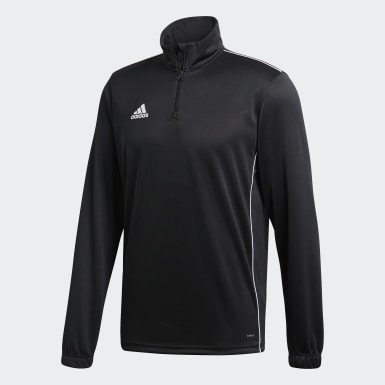 Men Training Black Core 18 Training Top